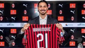 Come ormai tutti già sapete il fuoriclasse svedese Zatlan Ibraimovic torna al Milan con grande entusiasmo da parte dei tifosi, firma un contratto fino al 30\06\2020 con l'intenzione di restare. […]