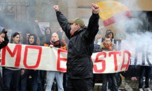 protestaRoma