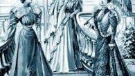 Cent'anni fa la confezione degli abiti femminili e maschili era opera di buoni sarti e sarte. L'uomo aveva come riferimento l'abito BORGHESE: pantaloni, camicia e giacca. La donna l'abito lungo […]