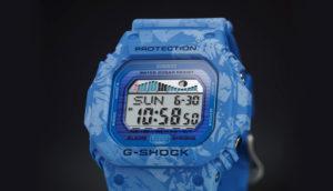 Esemplare di un orologio della Casio G-Shock