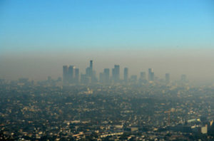 Lo smog urbano è la causa di numerose malattie
