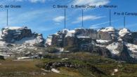 Le dolomiti di Brenta sono un massiccio dolomitico (l'unico ad ovest del fiume Adige) vicino al gruppo dell'Adamello. Ci sono diverse città ai piedi dei monti,una delle più belle (soggettivamente) […]